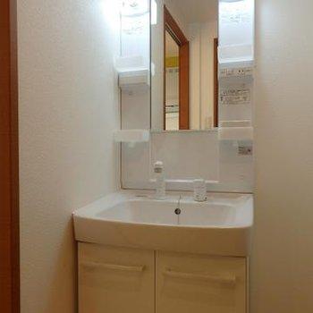 洗面台も新品です※画像別室