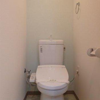トイレもウォシュレット付き※画像別室