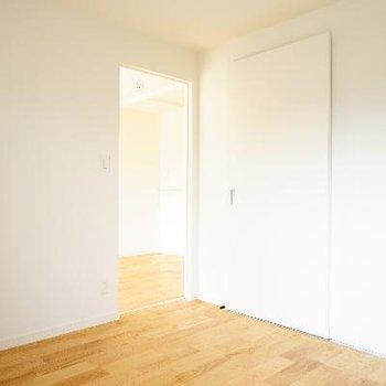 正方形で使いやすいお部屋です!