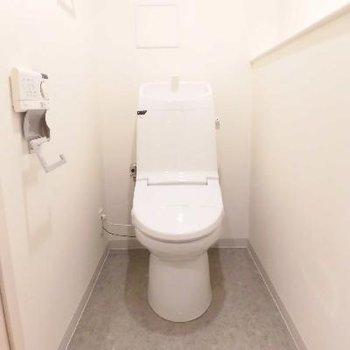 1階にもトイレがあると便利ですね