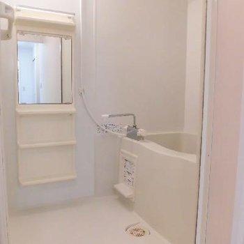 浴室乾燥付きで便利!