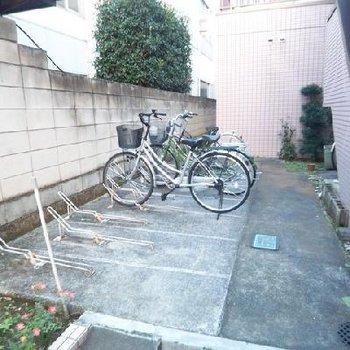 駐輪場あります◎