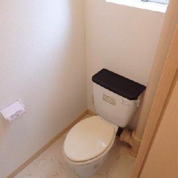 トイレは昔ながらやな〜