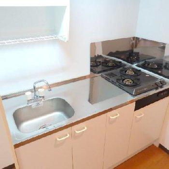 キッチン、広くて良い!