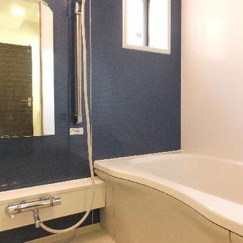バスルームの意外性