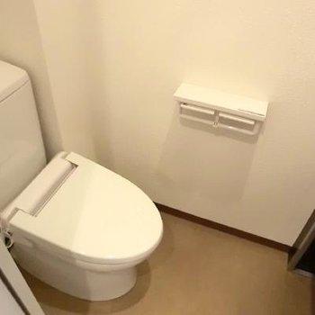 こちらがおトイレ。