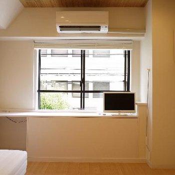 家具家電付きのお部屋。