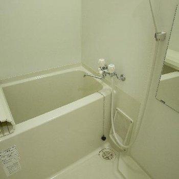 ホテルだったけど、しっかりお風呂は確保されてます。