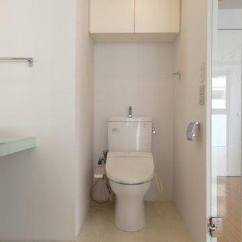 トイレ&洗面台はセットです。※画像別室