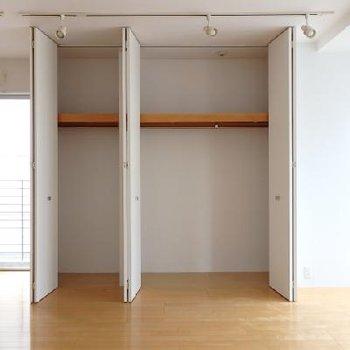 収納もがっつり。※画像別室