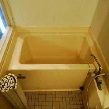 お風呂です。※写真は別部屋