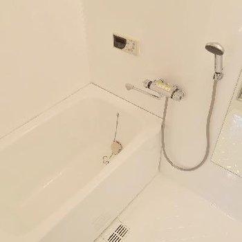 お風呂だってとっても綺麗になりました〜!