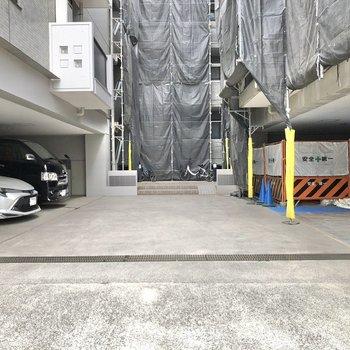 駐車場もあります。※空き要確認