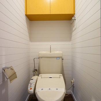 トイレも爽やかな空間に♪