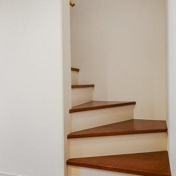 【1階】さて、上階へ参りましょう。 ※写真は前回募集時のものです