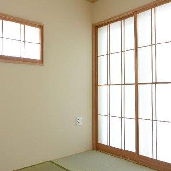 1F和室、侘び寂び