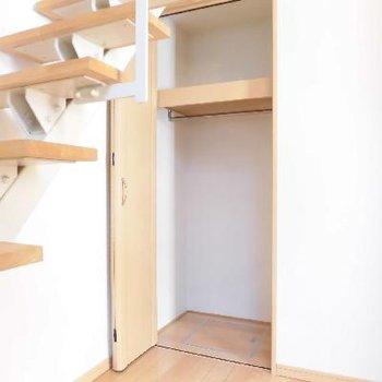 階段下も有効活用です※写真は前回募集時のものです