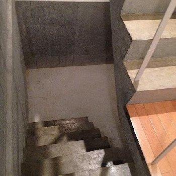 階段&床下収納