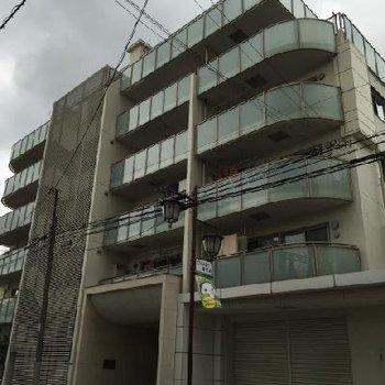 7階建てのマンション