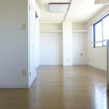 お部屋全体に光が届きます※工事前