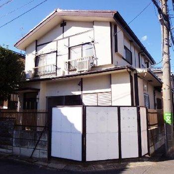 仙川13分アパート