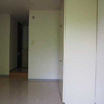 ワンルームのお部屋です。※写真は別室