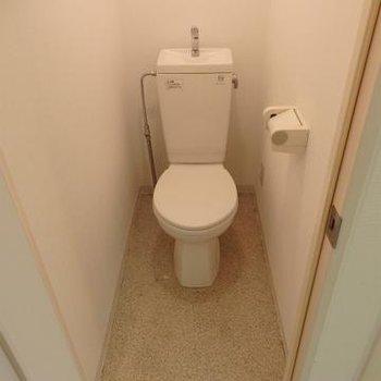 あっさりトイレ ※写真は前回募集のお部屋