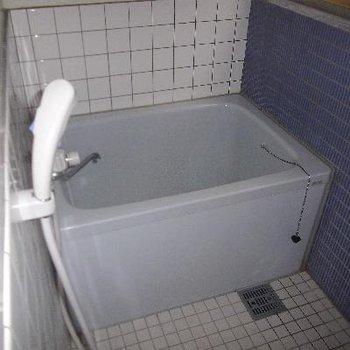 コンパクトなお風呂になります