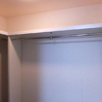 ウォークインクローゼットがあるお部屋も!※203号室