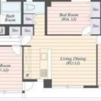 3SLDK!!2階部分はすべてあなたの専有地です。
