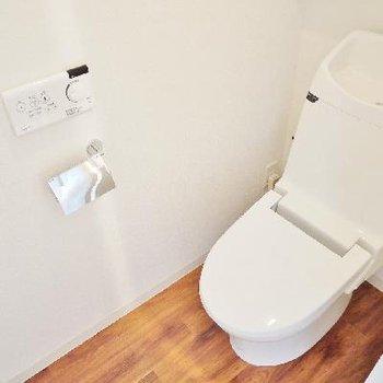 リモコン式の洗浄便座です!