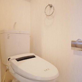 トイレはもちろんウォシュレット付きですよ◎※写真は前回募集時のものです
