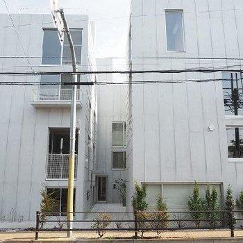 新築マンションです。