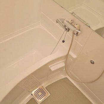 お風呂は塗装でリニューアル