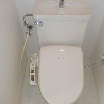 トイレ※写真は別部屋