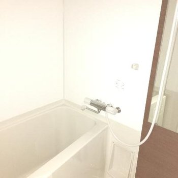 お風呂の壁が個人的に好きでした!
