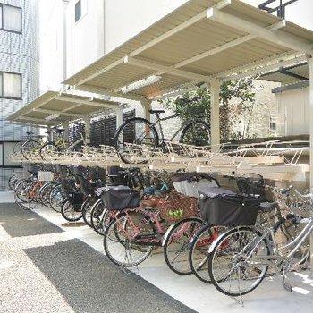 自転車は1台まで