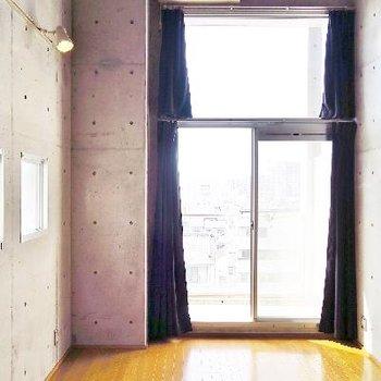 窓に、窓!素敵だ!