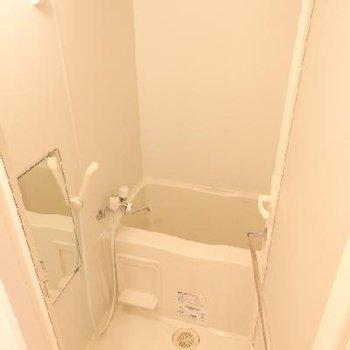 浴室乾燥も付いています