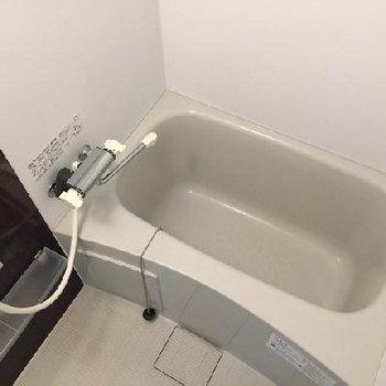 浴槽も問題なし!※写真は別部屋