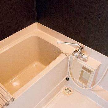 お風呂はとてもシック