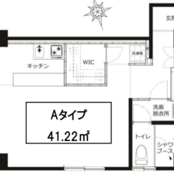11.4帖のスタジオルーム!