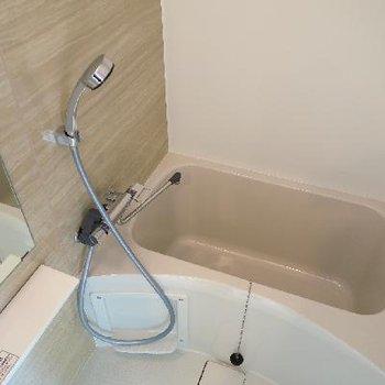 お風呂だって新品!