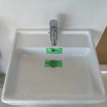 使いやすい洗面台