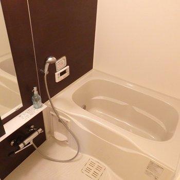 お風呂もキレイに。