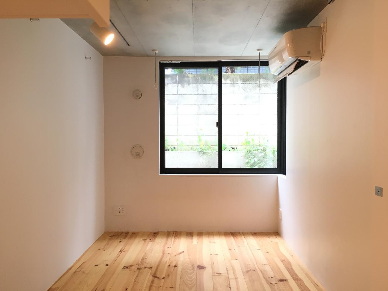 オシャレな街のシンプルしゃれ部屋 102号室東京都目黒区 東京