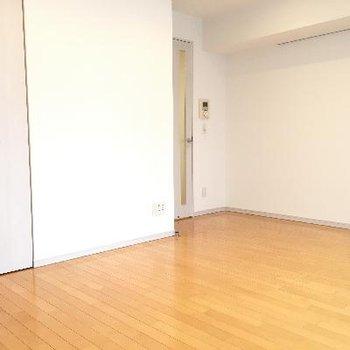 お部屋の形もシンプルでつかいやすそう