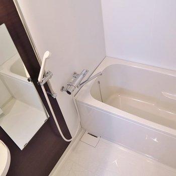 浴室乾燥つき!