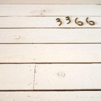 3366、はて、なんの数字かしら?