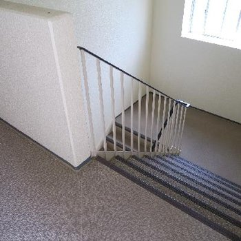 この階段なら3階でも余裕かな!